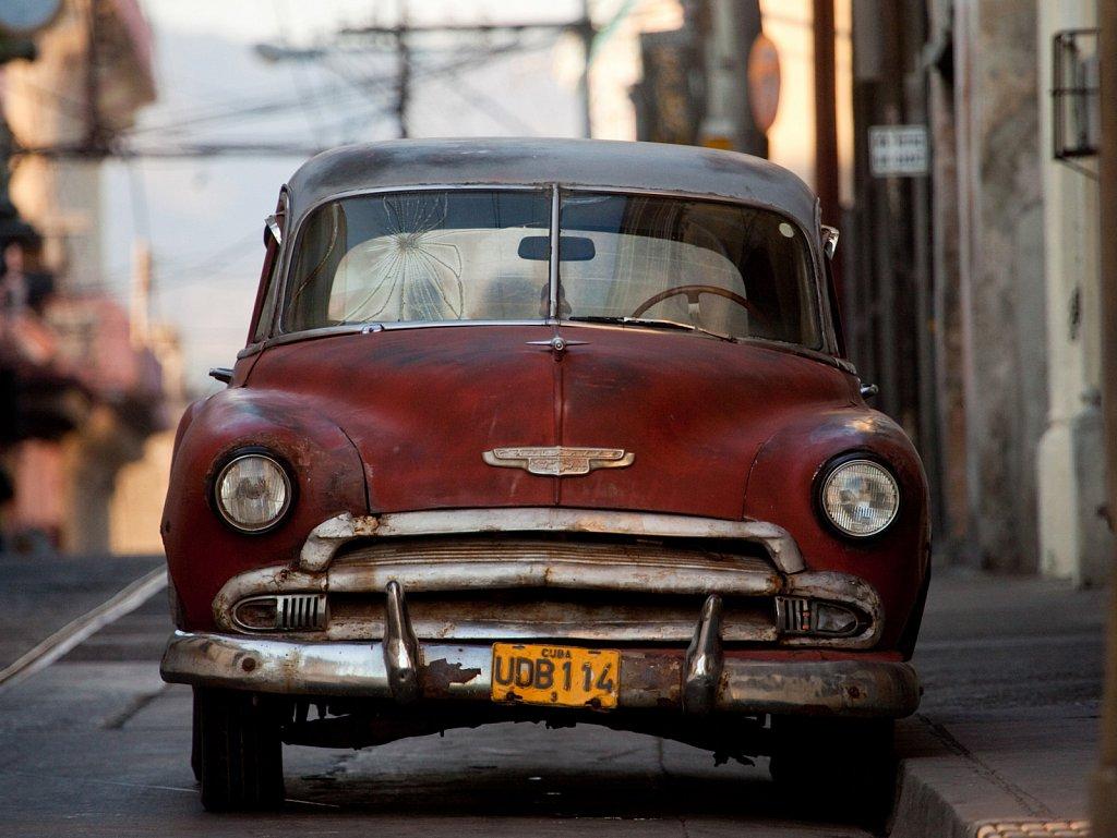 Kuba vor dem Pabstbesuch